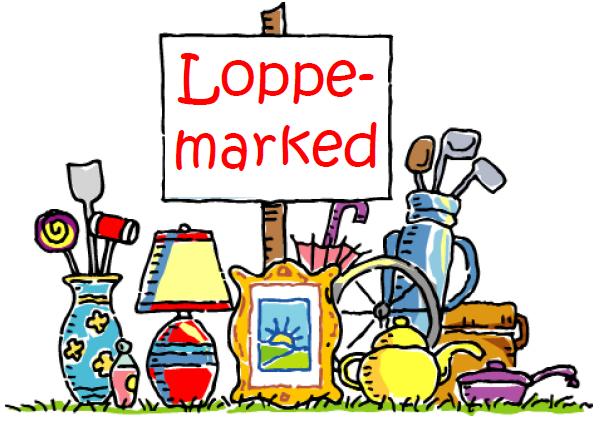 logo loppemarked