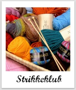 logo strikkeklub