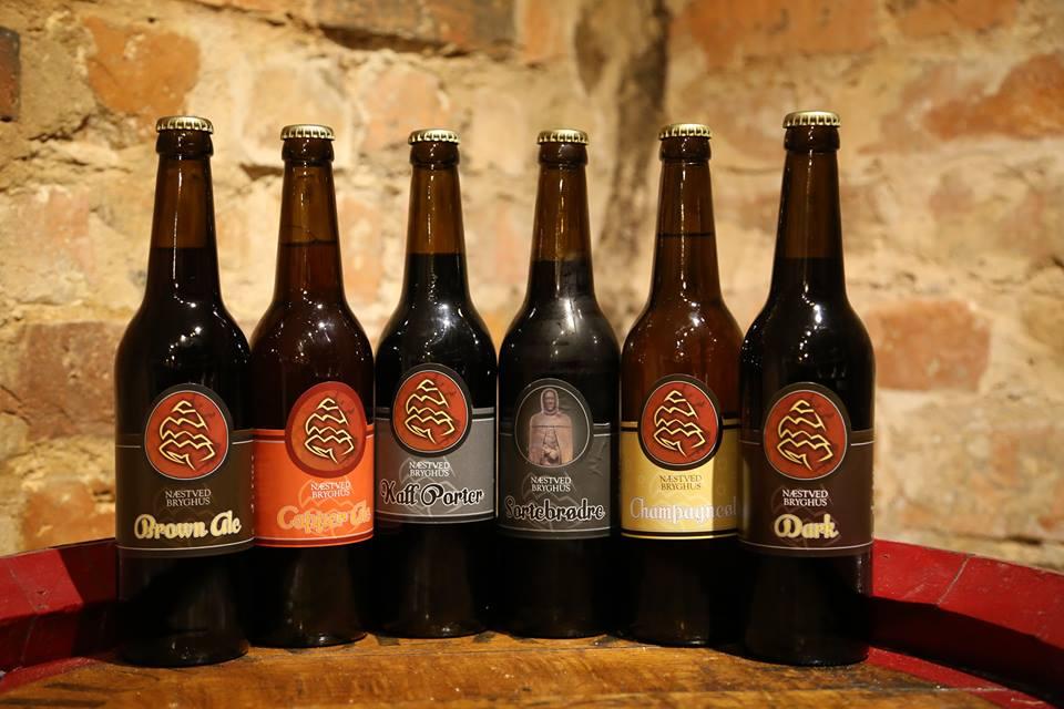 Billede af 6 special øl